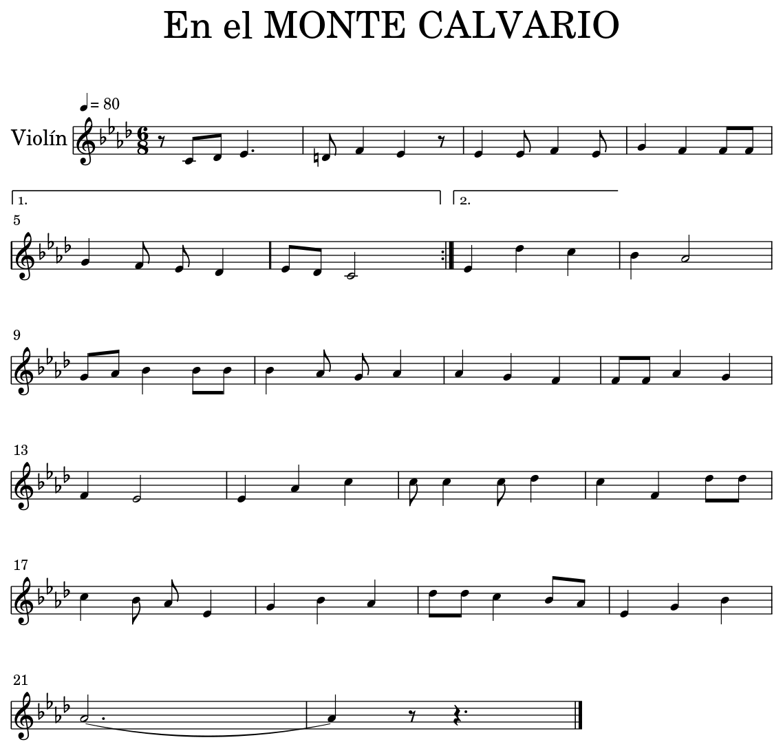 Sheet Music For Violin