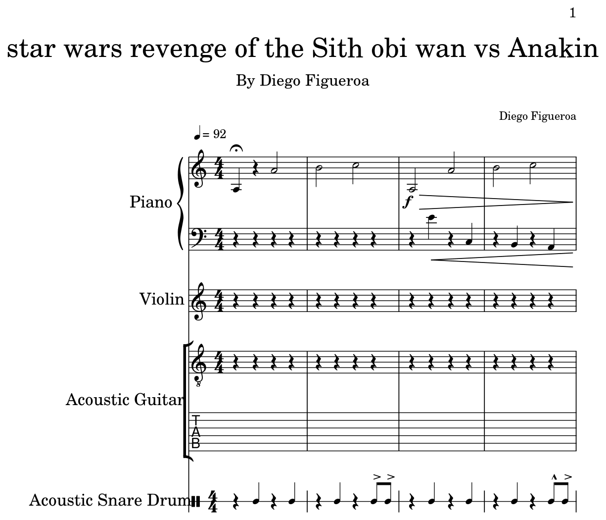Star Wars Revenge Of The Sith Obi Wan Vs Anakin Flat